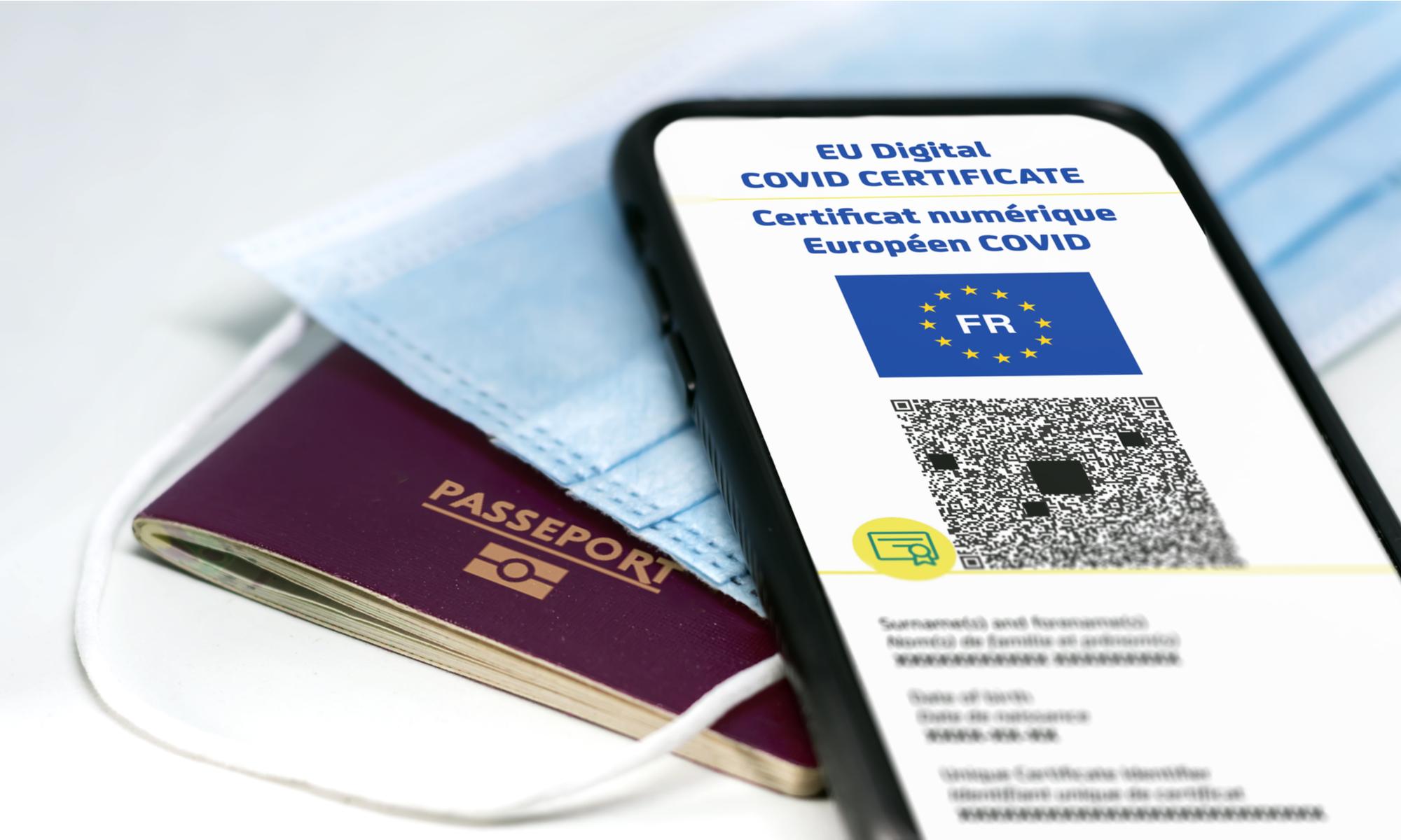 Délivrance de passe sanitaire en cas de vaccination à l'étranger hors UE : procédure pour les ressortissants français et leurs ayants droit
